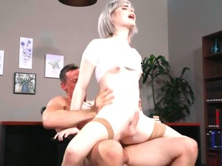 porn Horny porn video transsexual Trannie watch , it's amazing horny