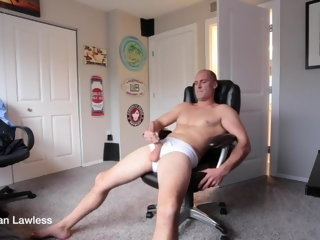str8 BIG Load of shit STR8 DADDY SEAN LAWLESS 8 cock
