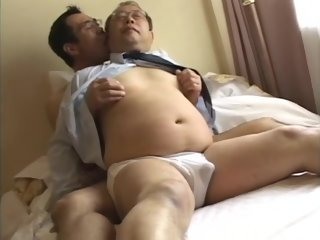 adult Crazy mature scene homo Blowjob will enslaves your take care crazy