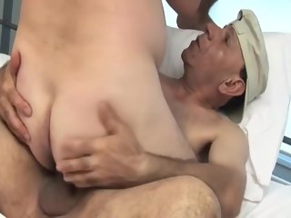 daddies A Twink Plus 2 Daddies Bareback twink