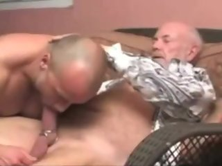 dad Muscle dad fucks grandpa muscle